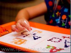 Dez motoras finas Actividades para Crianças - Pré-escolar e jardim de infância Comunidade