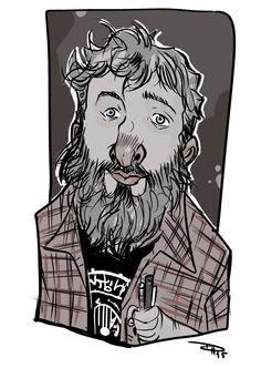 Self Portrait by DenisM79 on DeviantArt