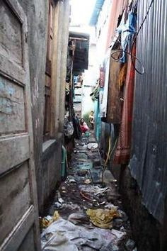 LATIN AMERICA  Many people that live in Brazilian cities live in slums called Favelas