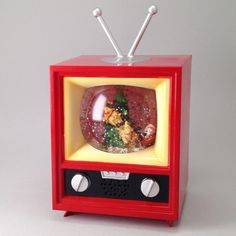 Christmas TV Special Snow Globe