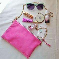 Dulce Vita by J: What's in the Bag: Summer Party Essentials Featuring The Dressing Room
