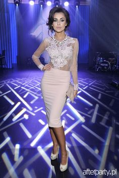 Natalia Siwiec na Wszystkie Kolory Mody z UNICEF