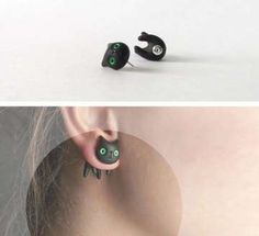 You don't have to be mainstream to have fabulous earrings!