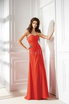 The dress I will wear in my sister's wedding! (don't worry it's in petunia not orange)