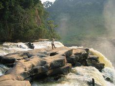 Waterfall - Kinshasa, Kinshasa - Democratic Republic of Congo