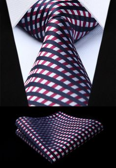 Hand-Made SilkInclude Tie, Pocket Square Length: Square: Suit Fashion, Mens Fashion, Tie A Necktie, Dapper Men, Tie Set, Well Dressed Men, Classic Man, Silk Ties, Cool Outfits