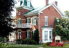 Cloran Mansion Inn (B&B) in Galena, IL