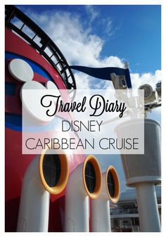 Travel Diary - Disney Caribbean Cruise - Escape With Kids - This was the absolute highlight of our U.S. trip!! A comprehensive write-up of all the best bits. We could not have loved it more! #disneycruise #familytravel #disneyfantasy