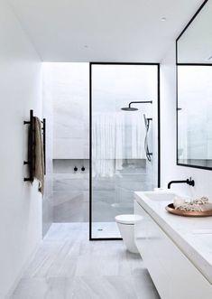Bathroom #MinimalistBathroom