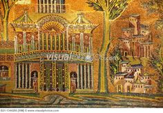 Syria-Damascus-Mosaic details at The Ummayad Mosque, also known as the Grand Mosque of Damascus Arabic: , transl Gam´ Bani ´Umayyah al-Kabir, is one of the largest and oldest mosques in the world Located in one of the holiest sites in the old
