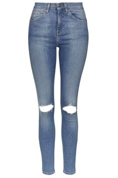 MOTO Cain Premium Skinny Jeans - Jeans - Clothing - Topshop USA