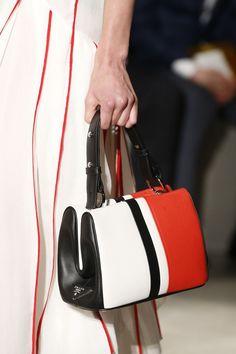 Prada Spring 2016 Ready-to-Wear Fashion Show Details  Diese und weitere Taschen auf www.designertaschen-shops.de entdecken