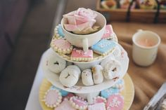 Alice in ONEderland: A Birthday Tea Party