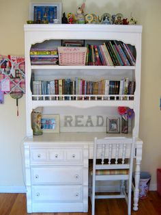 Dream and Differ: Lingering Over a Sweet Little Girl Bedroom