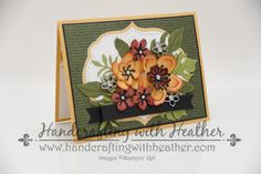Botanical Gardens Galore for the Happy Stampers Blog Hop – Stampin' Up!