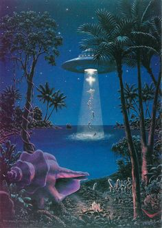 Alien & UFO Art on Pinterest | 98 Pins