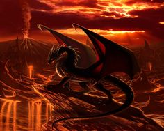 Lightning Dragon Wallpaper | Wallpapers » Drachen Wallpapers
