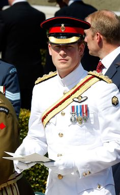 Prince Harry attends the New Zealand commemoration, as a member of the New…