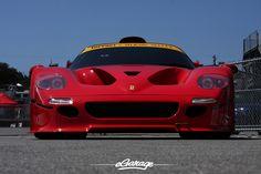 Ferrari F50 GT1 at Laguna Seca