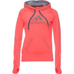 Adidas Women's Tech Fleece Mélange Stitch Pullover Hoodie. This would be good to run in when its cold.