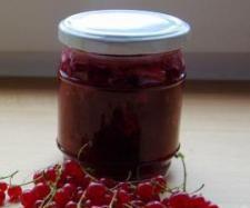 Rezept Rote Johannisbeer Marmelade von margit und hartwig - Rezept der Kategorie Saucen/Dips/Brotaufstriche