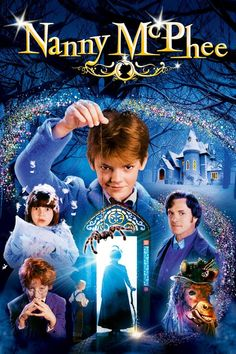 The film Nanny McPhee with Colin Firth and Emma Thompson was directed by Raindance Alumnus, Kirk Jones. Good Family Films, Family Movie Night, Great Movies, Awesome Movies, Movies Free, Nanny Mcphee Movies, Nanny Mcphee 2005, Bon Film, Film D'animation