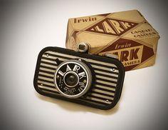 Irwin Lark Candid Type Camera
