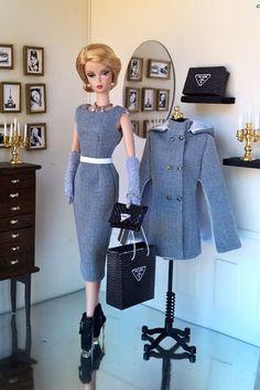 "OOAK Fashions for Silkstone / 12"" Fashion Royalty / Vintage barbie /Poppy Parker | eBay"