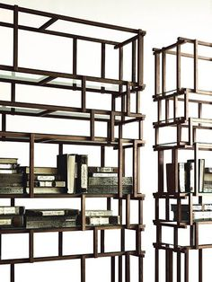 Libreria Off Cut - design Nathan Yong - Living Divani
