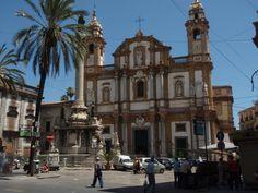 Barocco style church