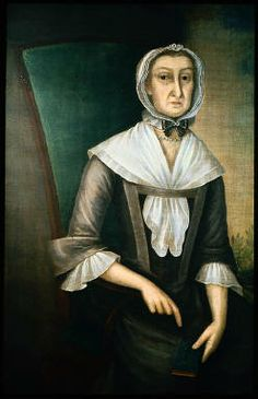 Joseph Badger Mrs. John Edwards (Abigail Fowle) about 1750-60 Museum of Fine Arts, Boston