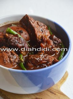 Diah Didi's Kitchen: Brongkos Campur Campur...Yummy.^^