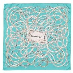 Tiffany Pearls Scarf