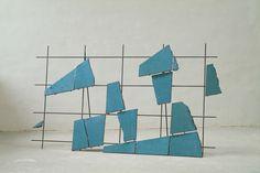 Valerie Krause, 'Sommer bis Herbst II (Land unter),' 2015, Galerie Greta Meert
