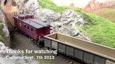Jim Dufour's Cheshire Branch on The Boston and Maine Railroad iMovie 720...