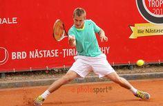 Patrick Ciorcilă a părăsit calificările cu fruntea sus! Sports, Tennis, Hs Sports, Excercise, Sport, Exercise