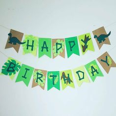 Hey, I found this really awesome Etsy listing at https://www.etsy.com/listing/530297127/dinosaur-birthday-banner-dinosaur-party