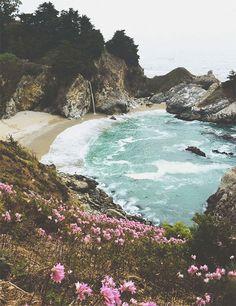 Big Sur, California. Travel : Around the World | 25 Images of Inspiration