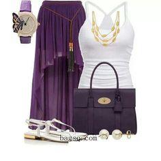 I luv purple