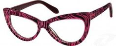 I have got to have these Pink & Black Cat eye glasses.. sooooooo HOT... Bringing back retro is where it's at..