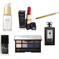Beauty Wishlist by imzils on Polyvore featuring beauty, NARS Cosmetics, Chanel, Urban Decay, Jo Malone and Sunday Riley