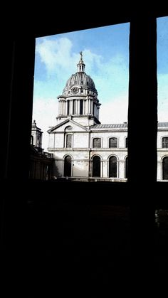 University Of Greenwich, Louvre, Mansions, House Styles, Building, Travel, Decor, Viajes, Decoration