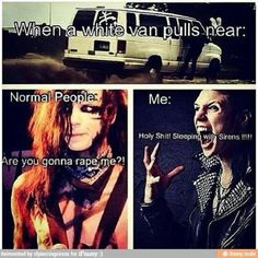 I admit that I do in fact do this :P #SleepingWithSirens