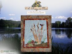 Quilt Kit: McKenna Ryan - A Season in Time - (5) A Time for Peace / COMPLETE KIT