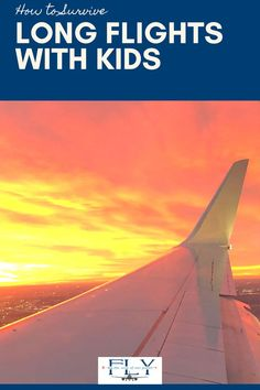 Flying with kids can be stressful and inconvenient. But you want to show them the world so it is worth it. Here's how to make it easy and calm.