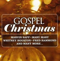 Gospel Christmas [Sony] by Various Artists (CD, Sony Music Distribution (USA)) for sale online Carol Of The Bells, O Holy Night, Whitney Houston, Joy To The World, Silent Night, Various Artists, Songs, Ebay, Food