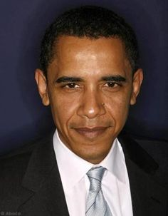 Here's looking at you, Mr. President.
