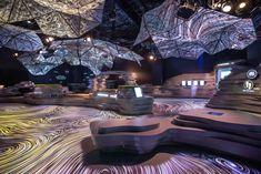 Museum Exhibition Design, Exhibition Display, Design Museum, Interaktives Design, Museum Lighting, Creative Sound, Decoration Evenementielle, Interactive Museum, Futuristic Art