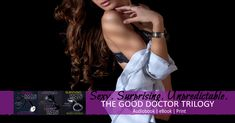 Get the complete Good Doctor Trilogy on #Audible #Erotic #romance http://amp.gs/fwYG