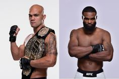 Tyron Woodley Ready To Put Aside Friendship With Teammate Robbie Lawler at UFC 201